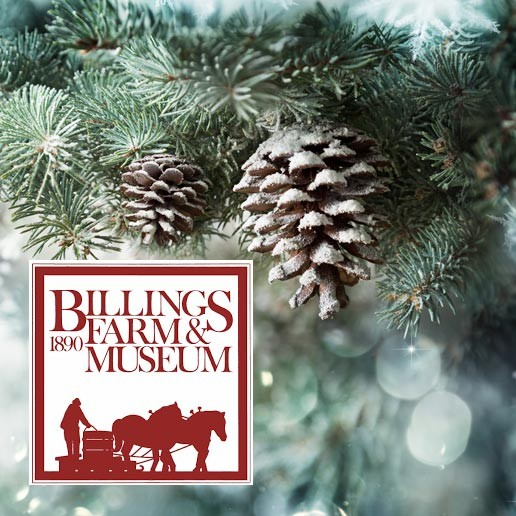 Celebrate a 19th Century Christmas at Billings Farm & Museum