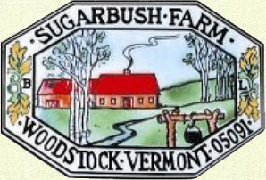 Woodstock Vermont's Sugarbush Farm