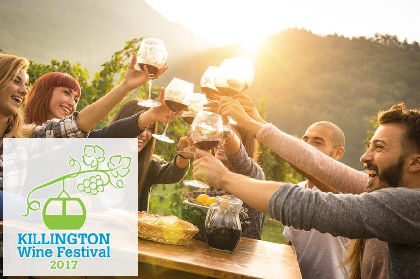 Killington Wine Festival Weekend 2017