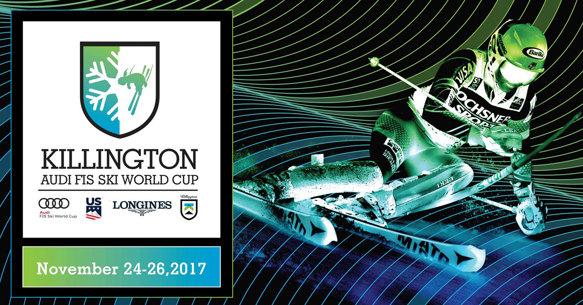 Don't Miss the 2017 Alpine Ski World Cup at Killington!