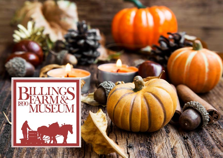 Step Back In Time with Thanksgiving at Billings Farm and Museum