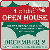 Coolidge Holiday Open House 2017