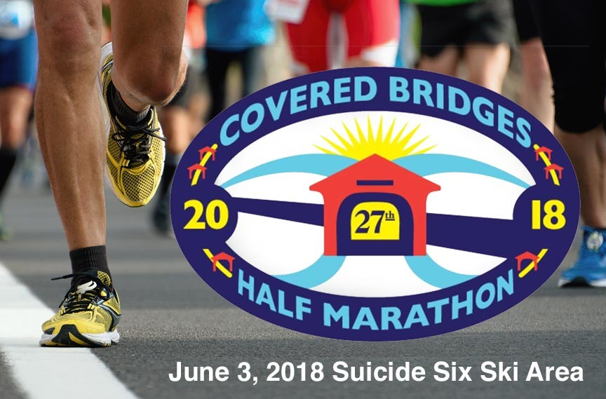 Covered Bridges Half Marathon 2018
