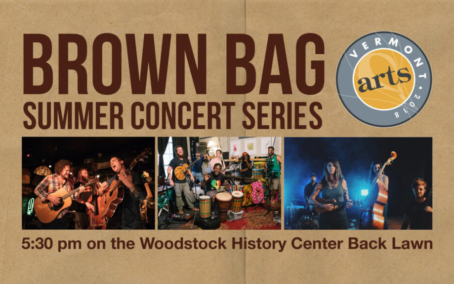 The Pentangle Arts 2018 Brown Bag Concert Series