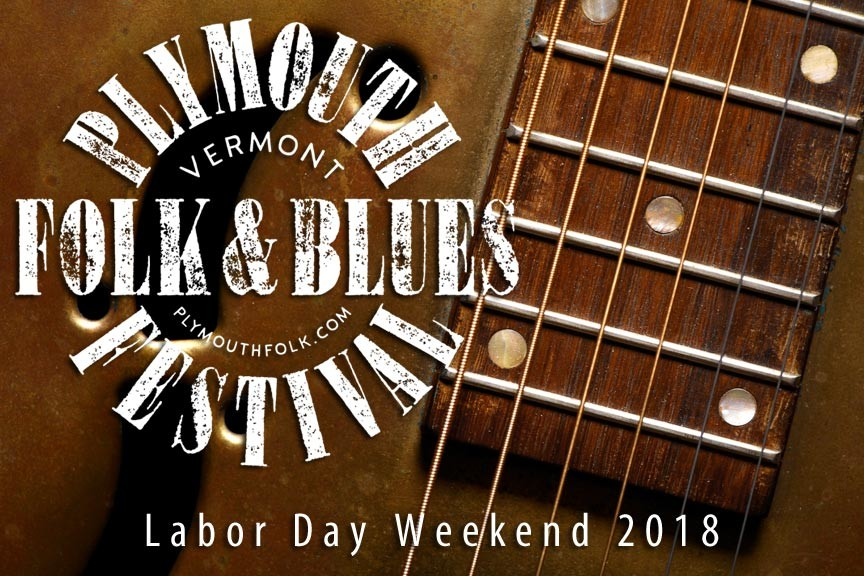 Plymouth Folk and Blues Festival 2018