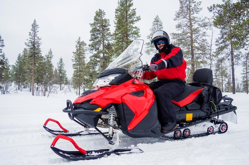 Vermont Snowmobiling Tours