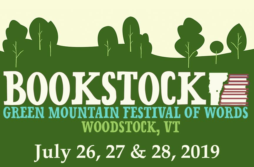Bookstock 2019 The Green Mountain Festival of Words